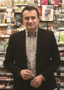 Andrzej Pasadyn (Fot. Michał Łukasik)