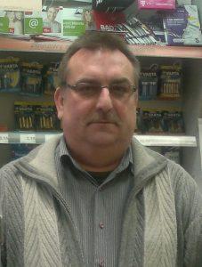 Bogdan Olczak z Wrocławia